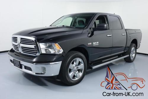 2014 dodge ram 1500 big horn crew 4x4 hemi nav 20 39 s. Black Bedroom Furniture Sets. Home Design Ideas