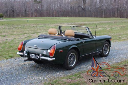 You 1971 mg midget replicas understand