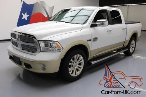 2015 dodge ram 1500 longhorn crew ecodiesel nav. Black Bedroom Furniture Sets. Home Design Ideas