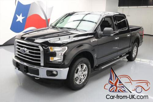 2015 ford f 150 texas crew fx4 4x4 leather rear cam. Black Bedroom Furniture Sets. Home Design Ideas