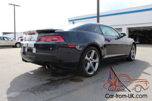 2014 chevrolet camaro 2dr coupe ss w 2ss. Black Bedroom Furniture Sets. Home Design Ideas