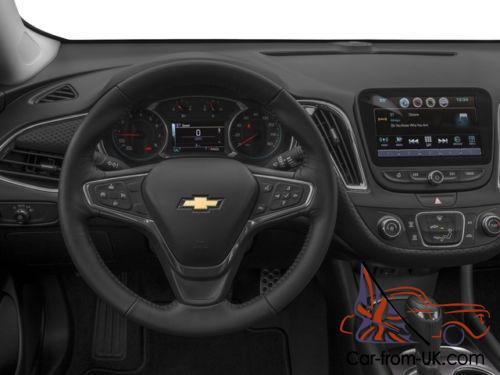 2017 chevrolet malibu 4dr sedan lt w 1lt. Black Bedroom Furniture Sets. Home Design Ideas