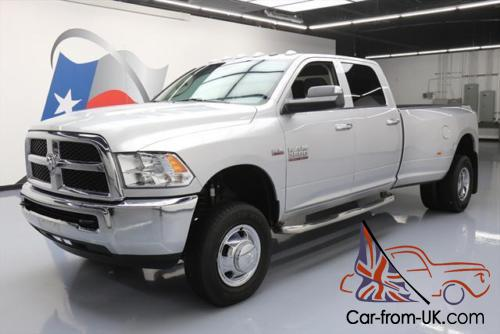 2016 dodge ram 3500 hd tradesman crew 4x4 hemi dually. Black Bedroom Furniture Sets. Home Design Ideas