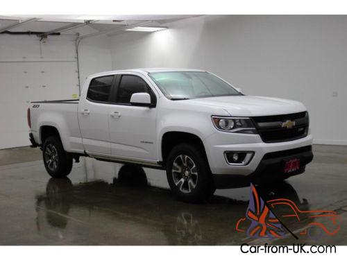 2016 chevrolet colorado 4wd crew cab 140 5 z71. Black Bedroom Furniture Sets. Home Design Ideas
