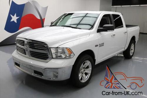 2014 dodge ram 1500 big horn hemi 4x4 sunroof nav. Black Bedroom Furniture Sets. Home Design Ideas