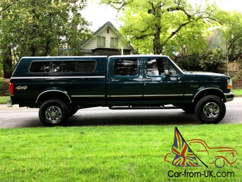 1996 ford f 350 ford f350 f250 460 7 5l 4wd crew cab other. Black Bedroom Furniture Sets. Home Design Ideas