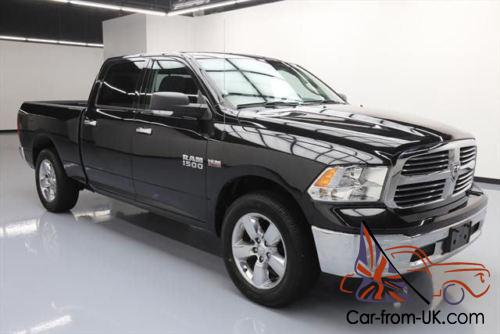 2017 dodge ram 1500 big horn crew hemi rear cam. Black Bedroom Furniture Sets. Home Design Ideas