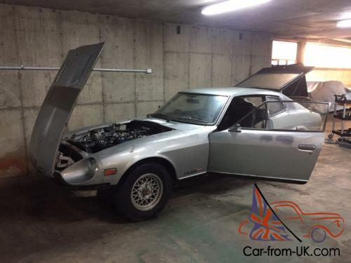 Cheap Project Cars >> Datsun 260z X 3 Collection Sale Great Project Cars Classic Cars Datsun 240z