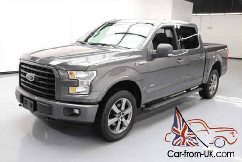 2015 ford f 150 xlt crew sport 4x4 ecoboost nav 20 39 s. Black Bedroom Furniture Sets. Home Design Ideas