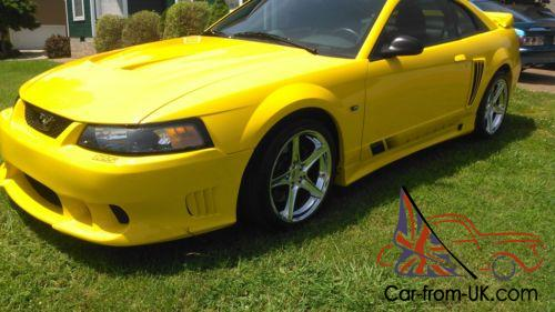 2004 ford mustang saleen mustang. Black Bedroom Furniture Sets. Home Design Ideas