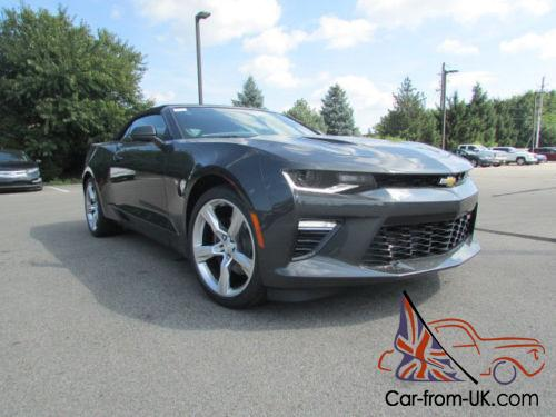 2017 chevrolet camaro 2dr convertible ss w 1ss. Black Bedroom Furniture Sets. Home Design Ideas