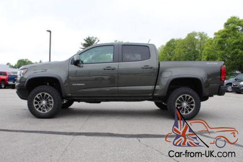 2017 chevrolet colorado 4wd crew cab 128 3 zr2. Black Bedroom Furniture Sets. Home Design Ideas