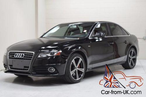 2012 audi a4 2 0t premium plus s line. Black Bedroom Furniture Sets. Home Design Ideas