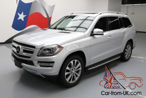 2014 mercedes benz gl class gl450 awd sunroof nav dvd 20 39 s. Black Bedroom Furniture Sets. Home Design Ideas