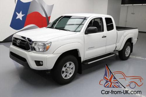 2013 toyota tacoma prerunner v6 access cab rear cam. Black Bedroom Furniture Sets. Home Design Ideas