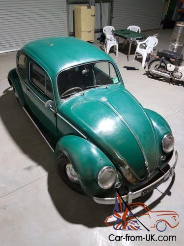 Vw Beetle Aug 57 Build Photo