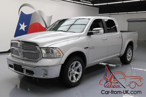 2015 dodge ram 1500 laramie crew 4x4 diesel nav. Black Bedroom Furniture Sets. Home Design Ideas