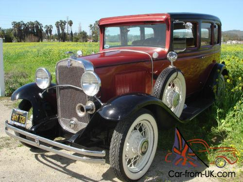 1931 chevrolet 4 door ae special sedan for 1931 chevrolet 4 door sedan