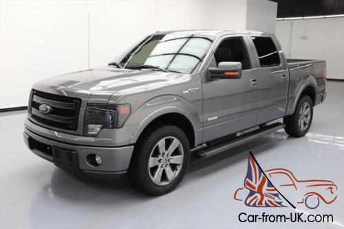 2014 ford f 150 fx2 sport crew ecoboost sunroof nav. Black Bedroom Furniture Sets. Home Design Ideas