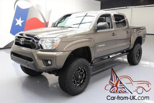 2012 toyota tacoma prerunner v6 double cab lift. Black Bedroom Furniture Sets. Home Design Ideas