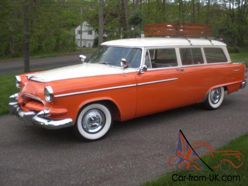 1955 dodge coronet suburban for 1955 dodge coronet 4 door