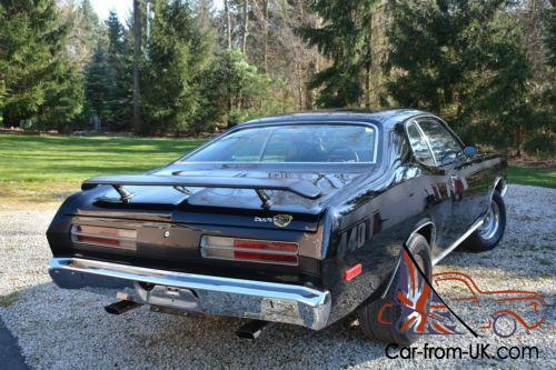 1972 plymouth duster. Black Bedroom Furniture Sets. Home Design Ideas