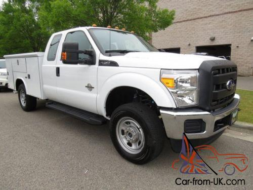 2016 ford f 350 xl reading body 4wd supercab 162 wb. Black Bedroom Furniture Sets. Home Design Ideas