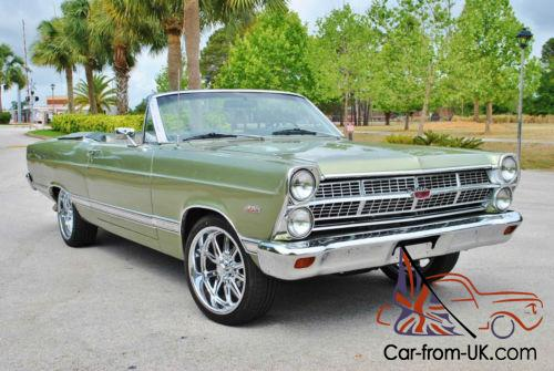 1967 Ford Fairlane 500 Convertible GT Tribute 302 V8 Stunning