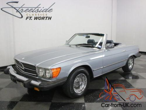 1980 mercedes benz sl class for 1980 mercedes benz for sale