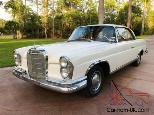 1963 mercedes benz 220 se b for 1963 mercedes benz 220s for sale