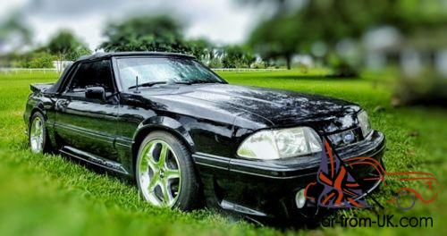 1992 Ford Mustang Gt Photo