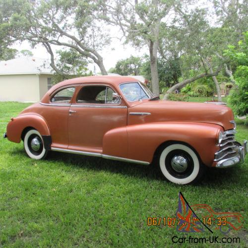 1948 chevrolet other fleetmaster coupe for 1948 chevy fleetmaster 2 door for sale