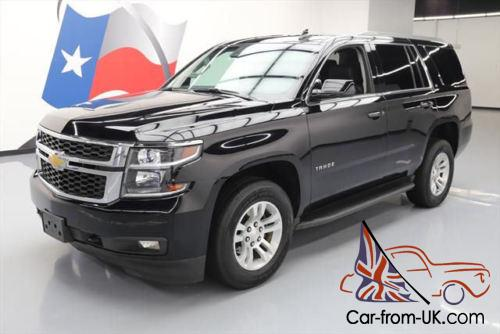 2016 chevrolet tahoe lt sunroof htd leather rear cam dvd. Black Bedroom Furniture Sets. Home Design Ideas