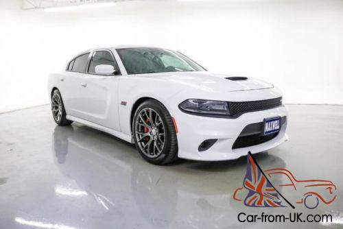 2016 Dodge Charger Srt 392 Photo