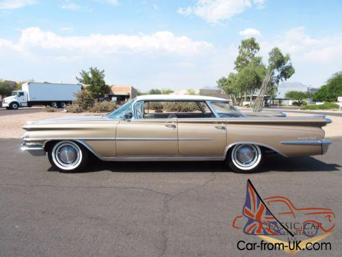 1959 Oldsmobile Ninety Eight 4dr Flat Top