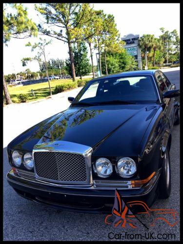 2000 Bentley Continental Gt Bentley Continental R Mulliner Coupe