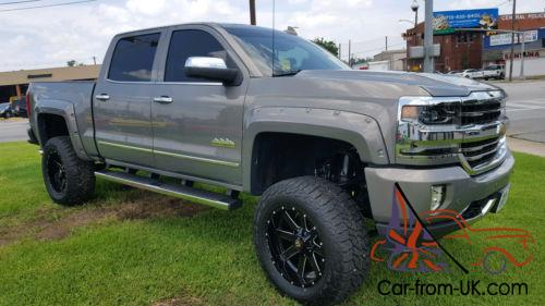 Chevy Dealers In Delaware >> 2017 Chevrolet C/K Pickup 1500 HIGH COUNTRY CREW CAB LTZ ...