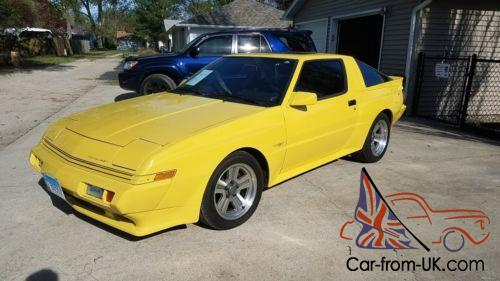 1988 Chrysler Conquest Tsi For Sale Or Trade: 1988 Chrysler Conquest