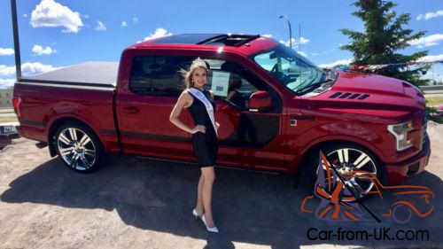 ford f-150 502a lariat special edition roush phase ii