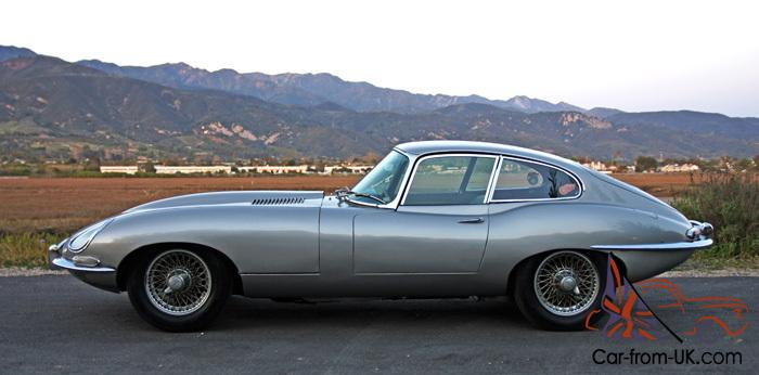 1966 jaguar e type fixed head coupe one owner example believed 14k mile car - Jaguar e type fixed head coupe ...