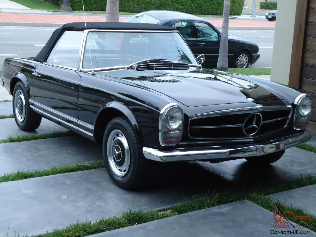 1964 mercedes benz 230sl for Mercedes benz 230sl