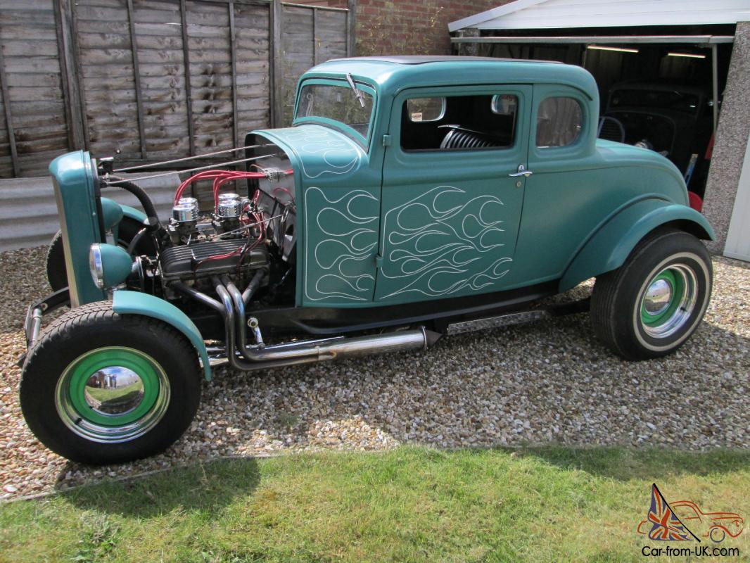 1932 Ford 5 Window Coupe,Hot Rod,