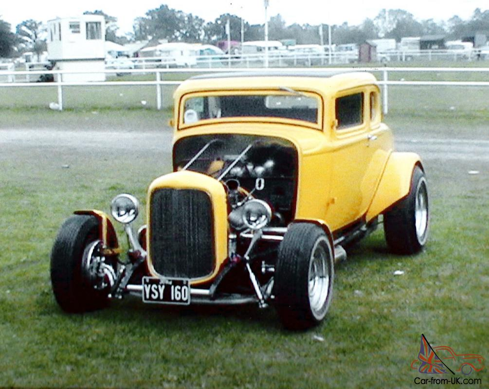 1932 ford 5 window coupe hot rod for 1932 5 window ford coupe