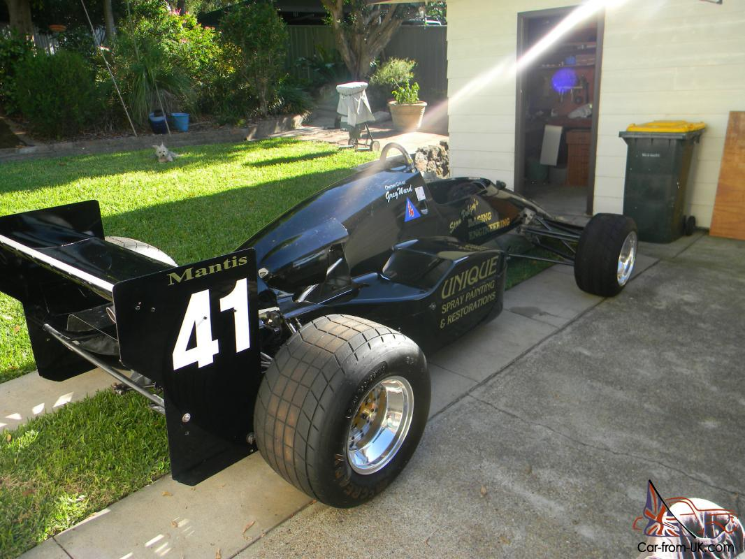 Mazda Open Wheel Race Car For Sale