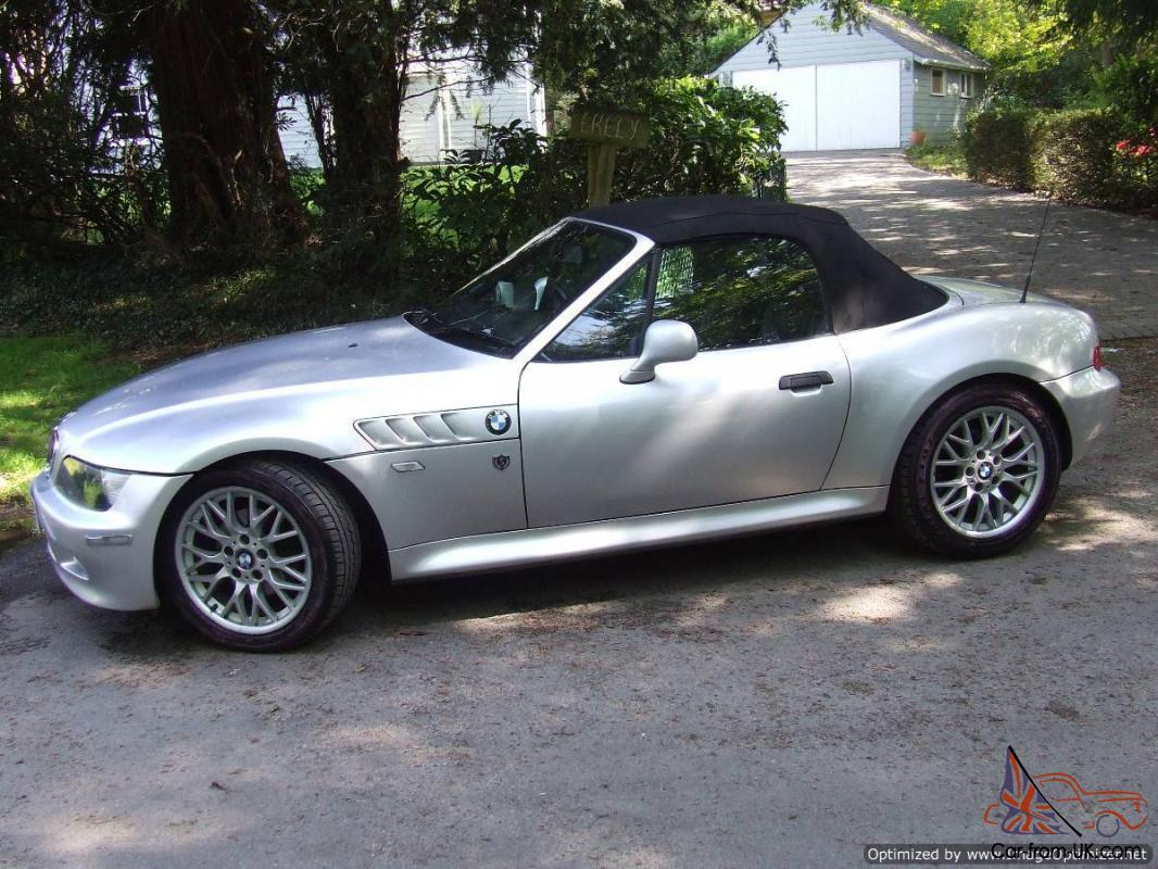 2001 Bmw Z3 M Sport Roadster 2 2i Wide Boy Sp Edt Only