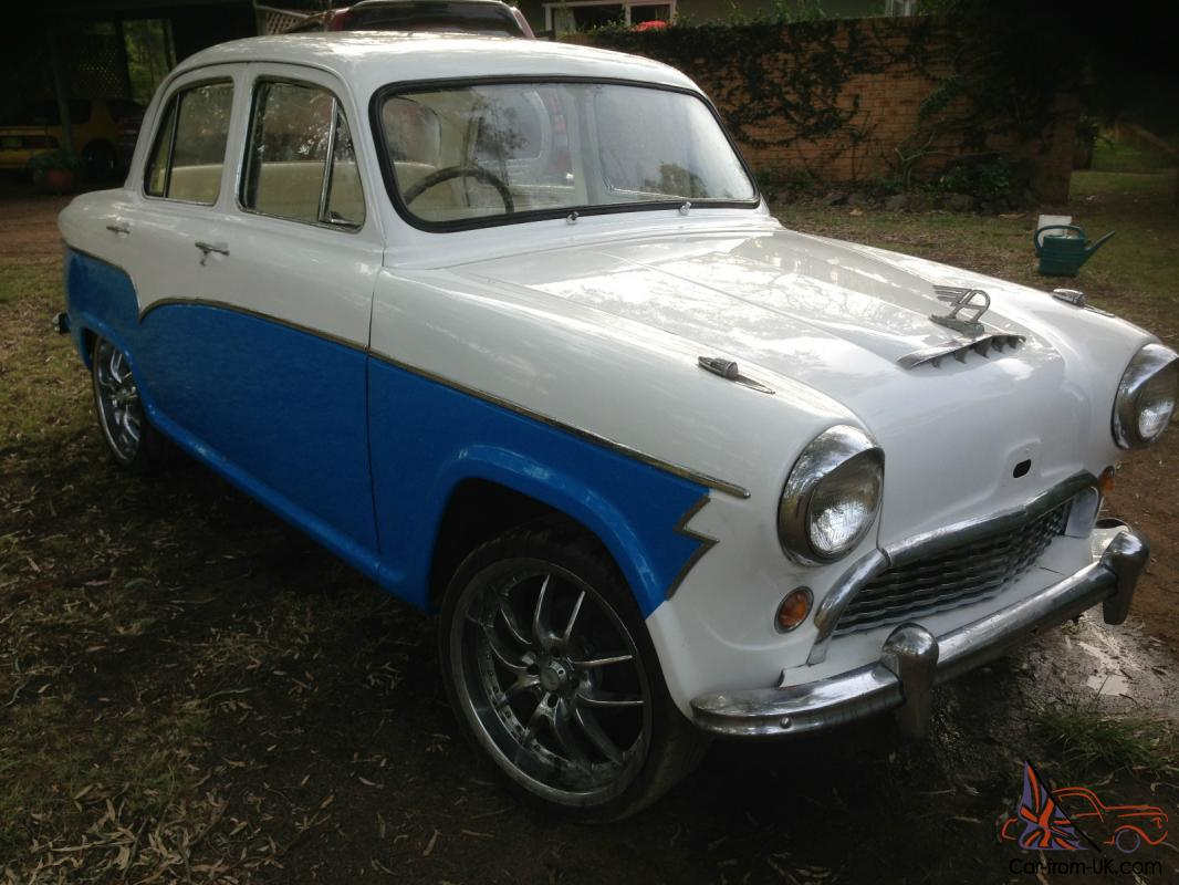 Austin Cambridge A55 Unfinished Project Barn Find