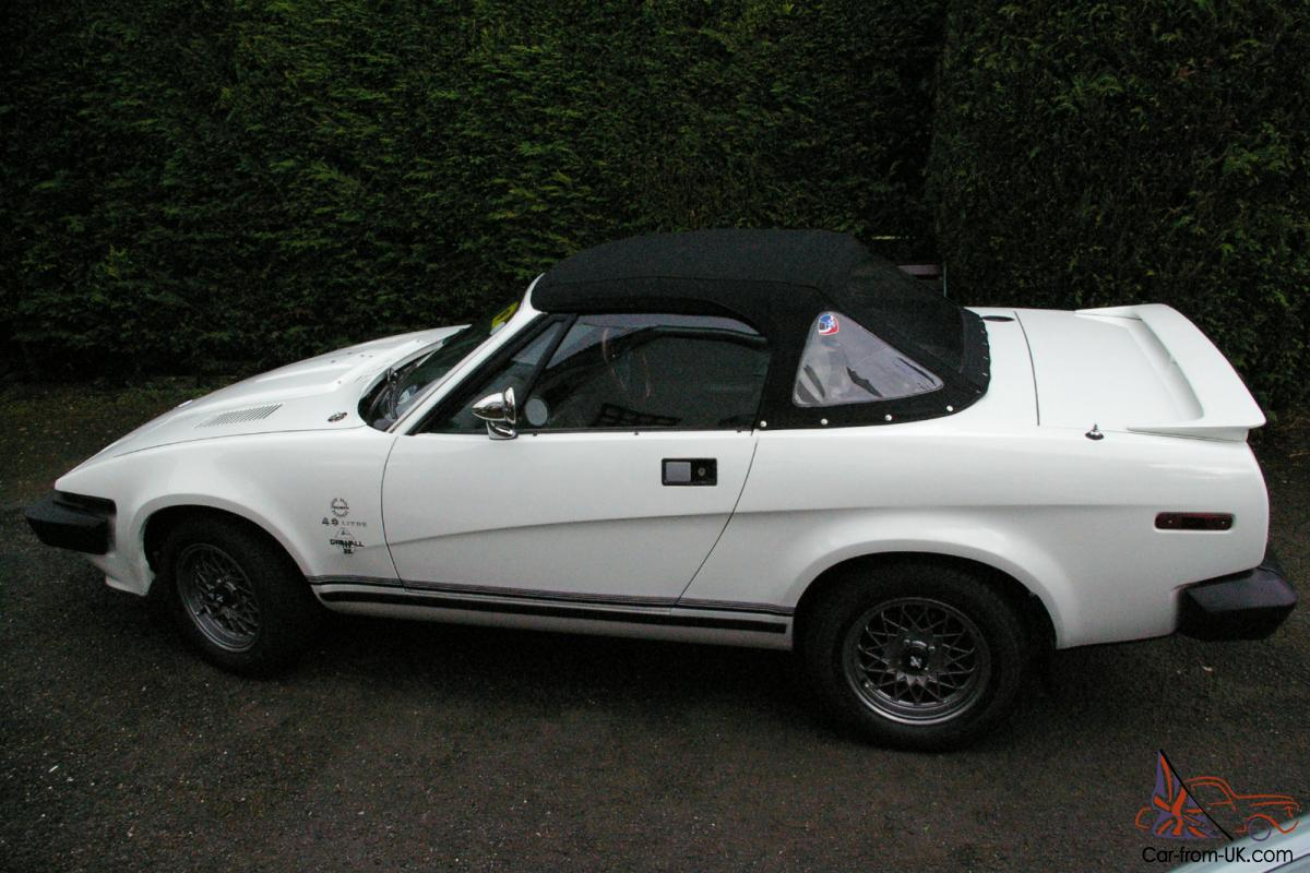 triumph grinnall tr7 v8 2 rh car from uk com