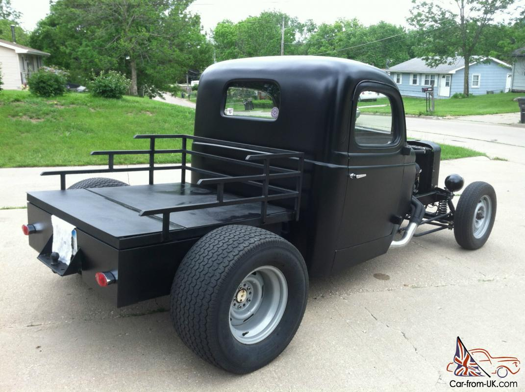 have up for sale my 1938 plymouth truck that