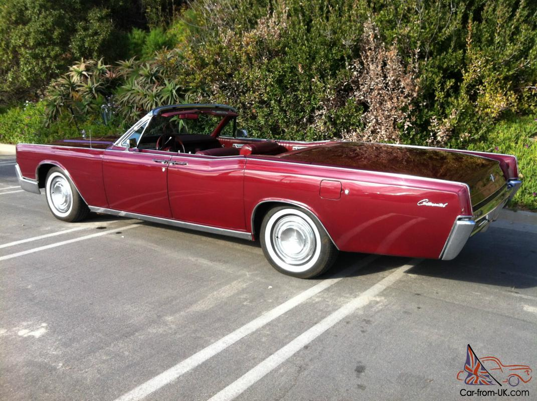 67 lincoln continental convertible. Black Bedroom Furniture Sets. Home Design Ideas