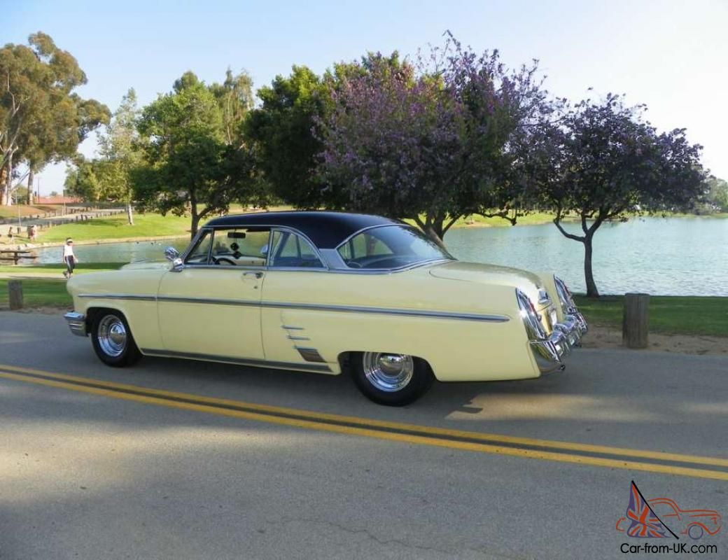 1953 mercury monterey 2 door hard top